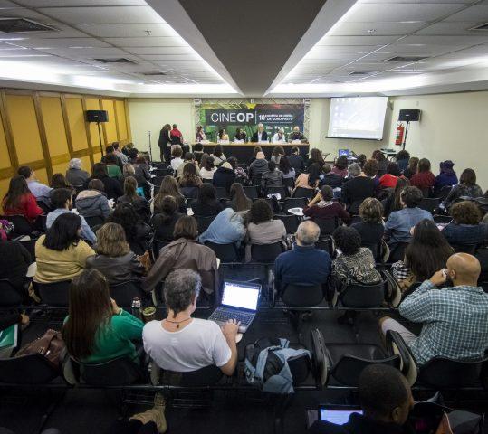 15a CineOP – Rodas de Conversa, Mesas Temáticas, Encontros de Cinema, de Arquivos e de Educação reúnem 75 profissionais no centro de 25 debates